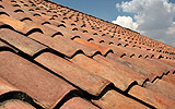 Photo. Roof tiles.