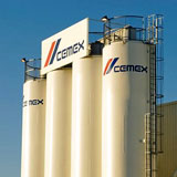 Cemex trading image.